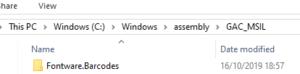 Windows Menu