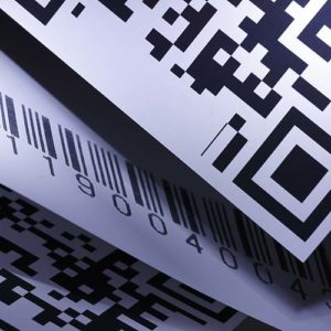 barcode and QR code